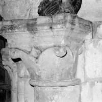 Chapiteau de la partie ouest de la nef (1969)