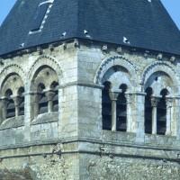 Le clocher vu du sud-est (1972)