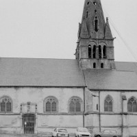 L'église vue du sud (1979)