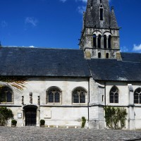 L'église vue du sud (2019)