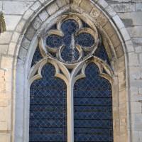 Fenêtre haute de la nef (2017)