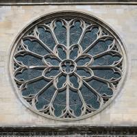 La rose de la façade ouest (2017)