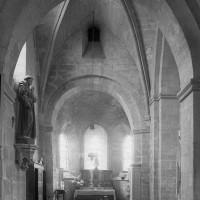 Le bras nord du transept vu vers l'est (1997)