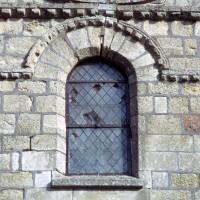 Fenêtre de la façade (1972)