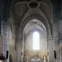 La croisée du transept et le choeur vus vers l'est (2017)