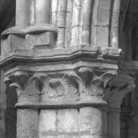 Chapiteau d'une pile de la nef (1997)