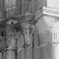 Chapiteaux de l'arcade nord de la croisée du transept (1997)