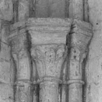 Chapiteaux du bras nord du transept (1997)