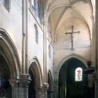 La nef vue vers le nord-est (1997)