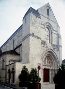 L'église vue du nord-ouest (2000)
