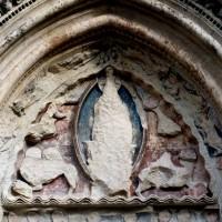 Le tympan du portail ouest (2000)