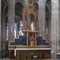 Le maître-autel (2019)