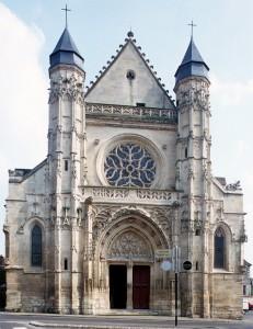 La façade ouest (2000)