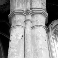 Chapiteaux d'un pilier de la croisée du transept (1979)