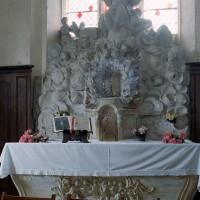 L'autel-retable (2008)
