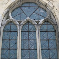 La fenêtre du mur nord du choeur (2017)