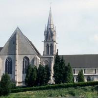 L'église vue du nord (1995)
