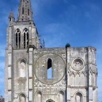 La façade vue de l'ouest (1995)