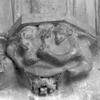 Cul-de-lampe du bas-côté sud du choeur (1997)