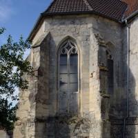 L'abside vue du nord-est (2019)