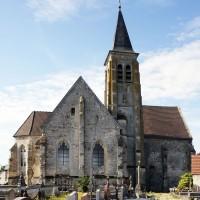 L'église vue du nord (2019