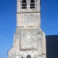 Le clocher vu de l'est (1995)