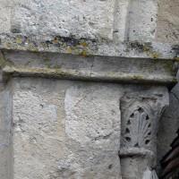 Chapiteau du portail de la nef (2016)