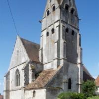 L'église vue du nord-est (1994)