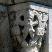 Chapiteau du portail ouest (1996)