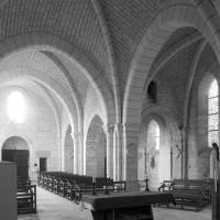 L'intérieur vu vers le nord-ouest (1996)