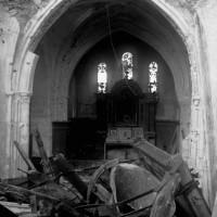 L'église pendant la Guerre 14-18 (Gallica)