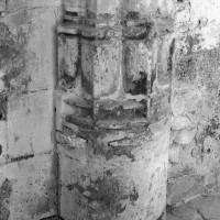 Base de la chapelle nord (1994)