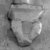 Chapiteau de l'abside (1994)