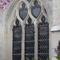 Fenêtre de la chapelle nord (2016)