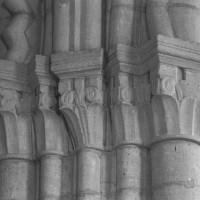Chapiteaux de la croisée du transept (1996)