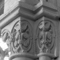 Chapiteaux du transept (1996)