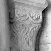 Chapiteau du transept (1996)