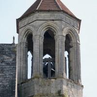 Le clocher vu du nord (2015)