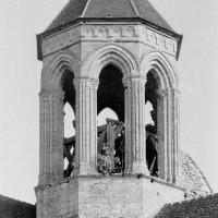 Le clocher vu du nord-ouest (1969)