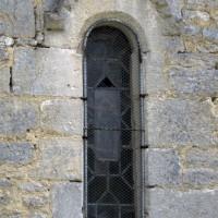 Fenêtre au nord de la nef (2015)