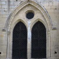 Fenêtre nord de la chapelle nord-est (2015)
