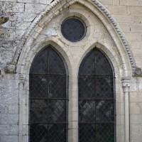 Fenêtre est de la chapelle nord-est (2015)