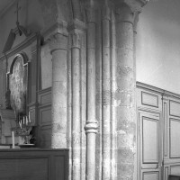 Le pilier nord-est de la croisée (1996)