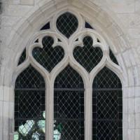Fenêtre n°3 (en partant de la gauche) du côté nord de l'église (2016)