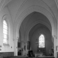 L'intérieur vu vers le sud-ouest(1996)