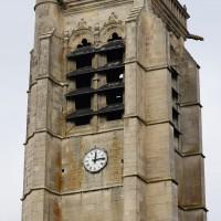 Le clocher vu du sud-est (2018)