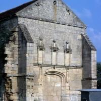 La façade vue du nord-ouest (1997)