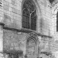 Elévation partielle du mur nord du choeur (1997)