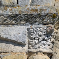 Chapiteau de gauche du portail sud (2015)