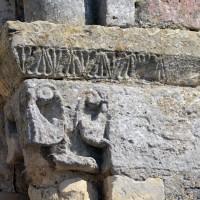 Chapiteau de droite du portail sud (2015)